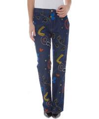 Dámské jeans Phard 42930 - Modrá / 44