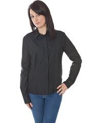 Dámská košile Calvin Klein - Černá   40 5833dc628e