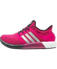 adidas Performance SOLAR BOOST Laufschuh Neutral bold pink/silver metallic/core black