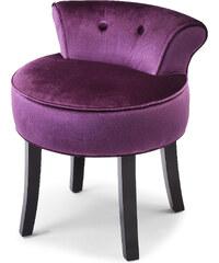 bpc living Tabouret Sally violet maison - bonprix