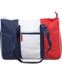 Lesara 3-farbige Strandtasche