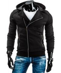 Pánská bunda Bolsillo černá - černá
