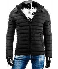 Pánská bunda Escama černá - černá