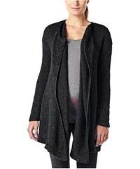 ESPRIT Maternity Damen Regular Fit Umstands Strickjacke Cardigan knit ls, Einfarbig