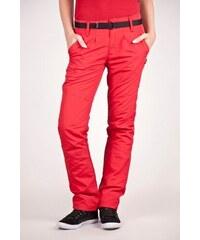 SAM 73 Dámské šusťákové kalhoty WK 243 135 - červená