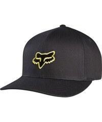 Pánská kšiltovka Fox Legacy Flexfit black/ yellow