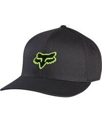 Kšiltovka Fox Legacy Flexfit black/ green