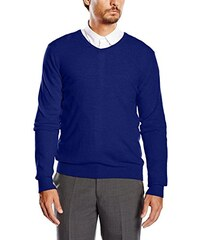 United Colors of Benetton Herren, Pullover, Merino V-Neck