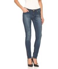 Orsay Skinny džíny se zipy na nohavicích