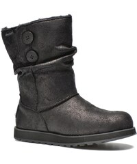 Skechers - Keepsakes Leather-Esque 48367 - Stiefeletten & Boots für Damen / schwarz