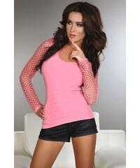 LivCo CORSETTI FASHION Dámské tričko Hortense pink