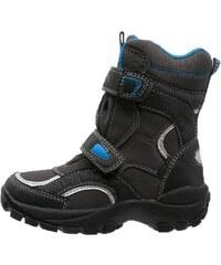 STUPS Snowboot / Winterstiefel grey/black/blue