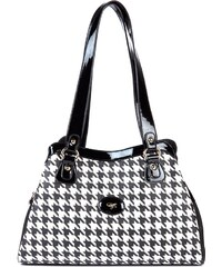 Dámská kabelka Gil Holsters G504059 - černo-bílá