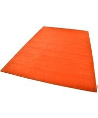 Tom Tailor Teppich Happy Solid handgearbeitet orange 1 (B/L: 50x80 cm),2 (B/L: 65x135 cm),3 (B/L: 133x180 cm),4 (B/L: 160x230 cm),49 (B/L: 80x150 cm),6 (B/L: 190x290 cm)