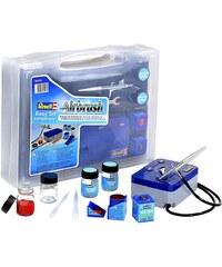Revell® Airbrush Komplett-Set, »Basic Set mit Kompressor«