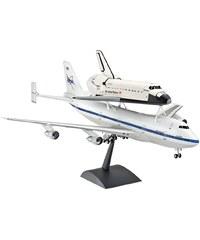 Revell® Modellbausatz Flugzeug, »Boeing 747 SCA + Space Shuttle«, 1:144