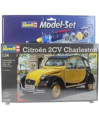 Revell® Modellbausatz Auto mit Zubehör, Maßstab 1:24, »Citroen 2CV Charleston«