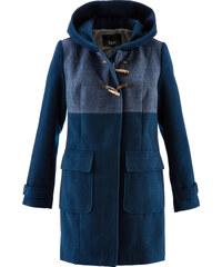 bpc bonprix collection Dufflecoat mit Kapuze in blau für Damen von bonprix