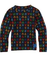 chlapecké termo prád BURTON - Mini Flc Set Arcade (862)