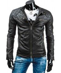 Pánská bunda Perfetto černá - černá