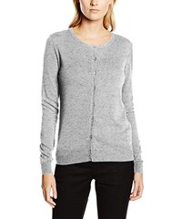 United Colors of Benetton Damen, Pullover, Cashmere Blend Round Neck Cardigan