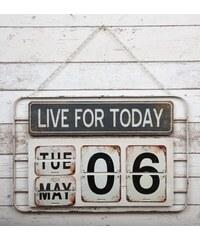 Kalendář Live For Today