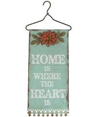 """Dekorační závěsná tabule """"Home"""""""