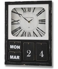 Hodiny s věčným kalendářem Greenwich