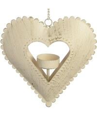 Svícen Hanging Heart