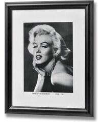 Obraz v rámu Marilyn Monroe