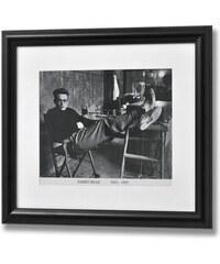 Obraz v rámu James Dean