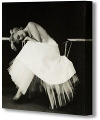 Obraz Marilyn Monroe On chair