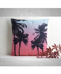 Povlak na polšář Palm Tree Beach 45x45cm