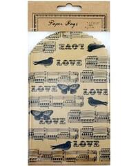 Set dárkových pytlíčků Bird 6ks Heaven Sends