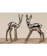 Kovový jelen Bambi Styl 1