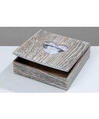 Dřevěný boxík Boa