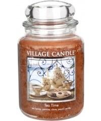 Vonná svíčka, Čajový dýchánek 26OZ Village Candle
