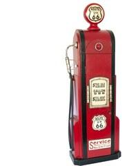 Skříňka ve tvaru benzínového stojanu Illinois, 97cm