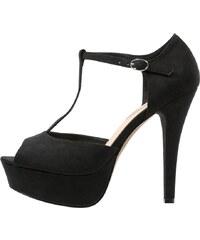 Even&Odd High Heel Peeptoe black