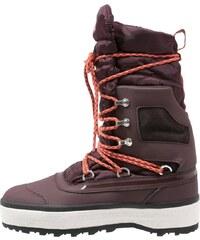 adidas by Stella McCartney NANGATOR 2 Snowboot / Winterstiefel pomegranate/clove/black