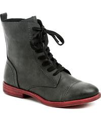Tamaris 1-25205-214 černé dámské boty