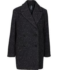 RAINBOW Manteau boyfriend noir manches longues femme - bonprix