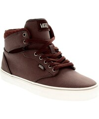 Pánské boty Vans Atwood HI leather demitasse/aluminium 44