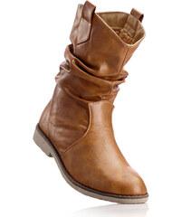 bpc bonprix collection Bottines marron chaussures & accessoires - bonprix