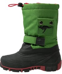 KangaROOS KANGABEAN Snowboot / Winterstiefel green/red