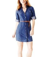 Guess Šaty Adaline Shirt Dress