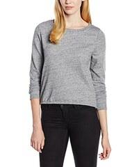 ONLY Damen Sport Sweatshirt Onldonita L/s O - neck Swt, Einfarbig