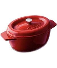 Pekáč oválný červený 36 cm 8,0 l Arcana FISSLER FS-6975536