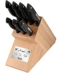 Sada nožů v bloku 8 ks Signum přírodní FISSLER FS-8006608001