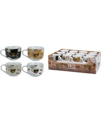 Hrnek porcelánový 400 ml, šálky ProGarden KO-Q75500150